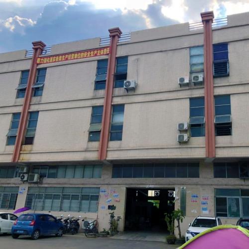 CNC加工厂